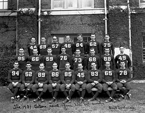 1931 Florida Gators football team - Image: Florida Gators football team (1931)