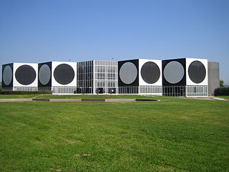 Victor Vasarely - Museum Fondation Vasarely in Aix-en-Provence