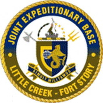 Joint Expeditionary Base Fort Story - Image: Fort Storey Shield