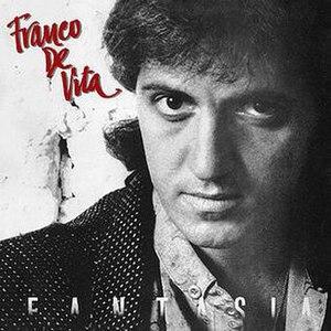 Fantasía (Franco De Vita album) - Image: Franco De Vita fantasia
