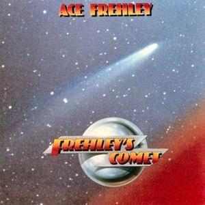 Frehley's Comet (album) - Image: Frehleycometalbum