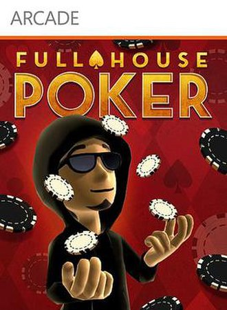 Full House Poker - Image: Full House Poker boxshot