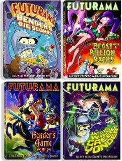 <i>Futurama</i> (season 5) 5th season of Futurama