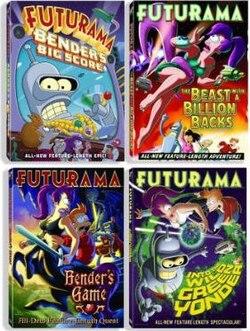 Futurama: Season One movie