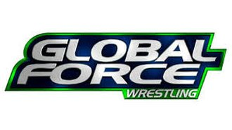 Global Force Wrestling (2014–2017) - Image: Global Force Wrestling logo