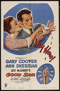 <i>Good Sam</i> (1948 film) 1948 film by Leo McCarey