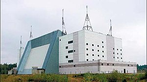 Belarus–Russia relations - Volga radar station in Belarus