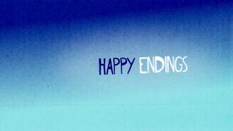 Happy Endings (TV series) - Happy Endings title card