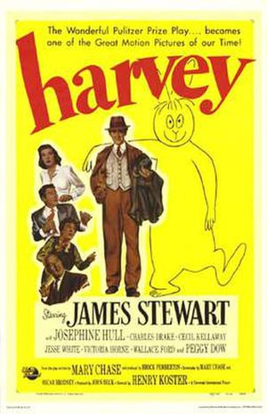 Harvey (film) - Original poster