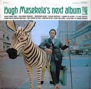Hugh Masekela's Next Album - Image: Hugh masekela s next album hugh masekela
