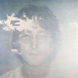 Imagine (John Lennon album) - Image: Imagine Cover