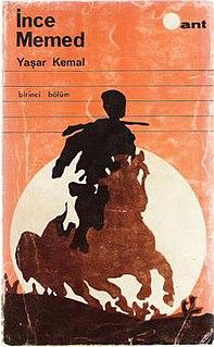 <i>Memed, My Hawk</i> book by Yaşar Kemal