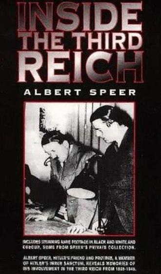 Inside the Third Reich (film) - Image: Inside the Third Reich (film)