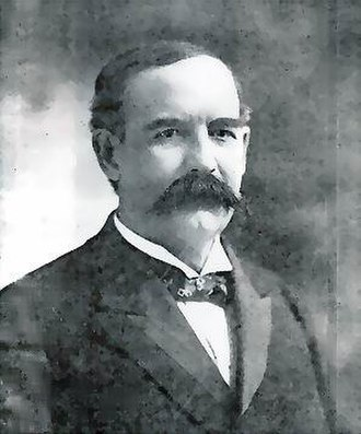 Isaac L. Ellwood - Barbed wire baron Isaac Ellwood played prominently in the history of DeKalb.