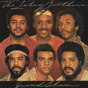Grand Slam (The Isley Brothers album) - Image: Isley brothers album Grand slam