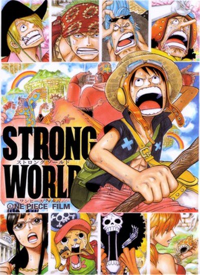 Picture of a movie: One Piece Film: Strong World