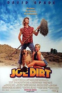 <i>Joe Dirt</i> 2001 film by Dennie Gordon