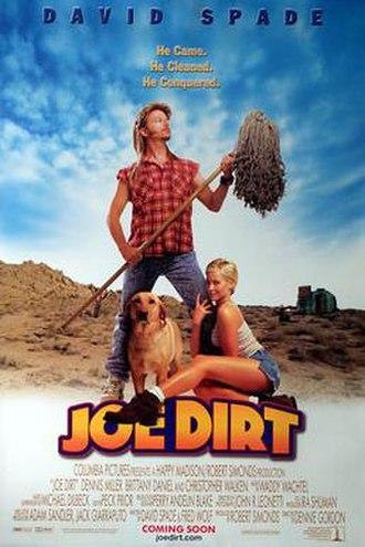 Joe Dirt - Image: Joe dirt