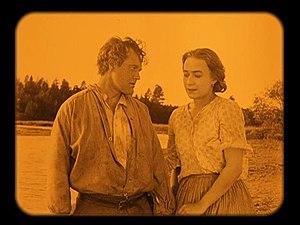 Johan (film) - Mathias Taube and Jenny Hasselqvist
