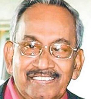 Joseph Pararajasingham - Image: Joseph Pararajasingham