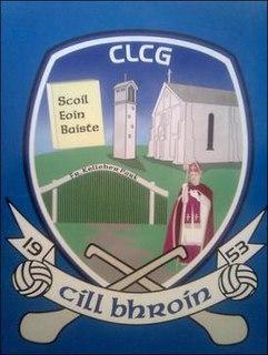 Kilbrin GAA gaelic games club in County Cork, Ireland