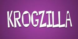 Krogzilla title card.png