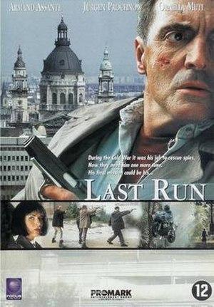 Last Run - Image: Last Run film poster