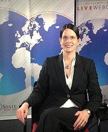 Laura DeNardis at the United States Department of State in 2014.jpg
