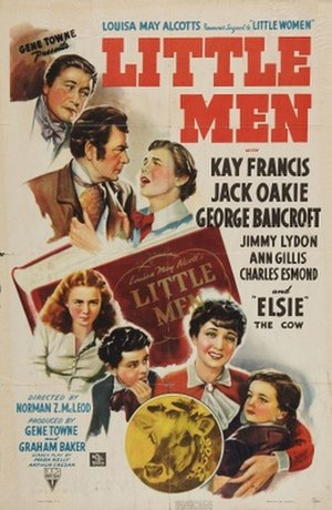 Little Men (1940 film) - 1940 Theatrical Poster