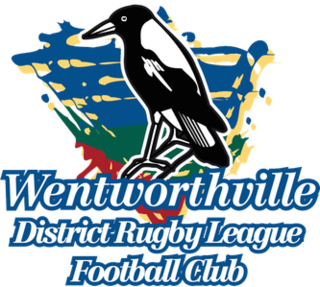 Wentworthville Magpies Australian rugby league club, based in Sydney, NSW