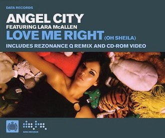Oh Sheila - Image: Love Me Right (Oh Sheila)