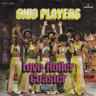 Love Rollercoaster - Image: Love Rollercoaster Ohio Players