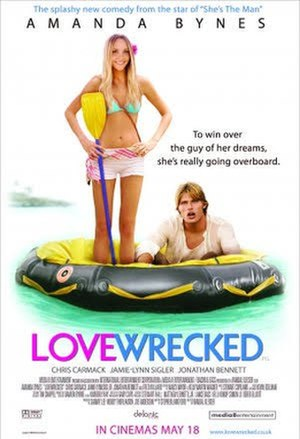 Love Wrecked - Theatrical released poster