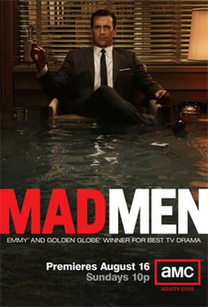 Mad Men (season 3) - Image: Mad Men season 3, Promotional Poster