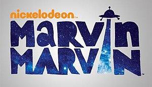 Marvin Marvin - Image: Marvin Marvin Logo