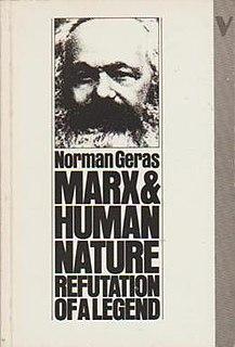 book by Norman Geras