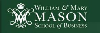 Mason School of Business - Image: Mason logo