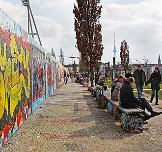 Mauerpark - Mauerpark