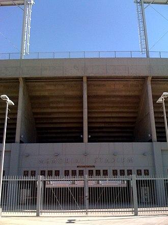 Memorial Stadium (Bakersfield) - Image: Memorial Stadium (Bakersfield)