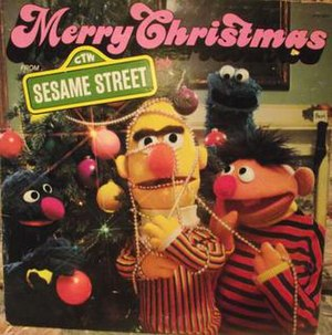 Merry Christmas from Sesame Street - Image: Merry Christmasfrom Sesame Street