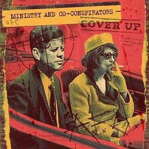 Cover Up (Ministry album) - Image: Ministry Cover Up