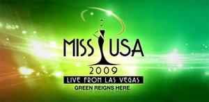 Miss USA 2009 - Image: Miss USA 2009 logo