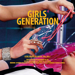 Mr.Mr. (EP) - Image: Mr.Mr. Girls Generation