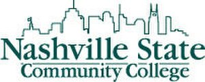 Nashville State Community College - Image: Nashville State Community College Logo
