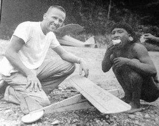 Nate Saint Martyred Christian missionary to Ecuador