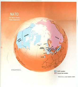 Cold War (1947–1953) - NATO v. the Warsaw Pact