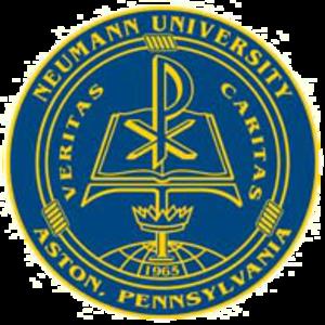 Neumann University - Image: Neumann University seal
