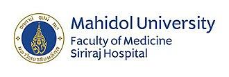 Faculty of Medicine Siriraj Hospital, Mahidol University - Image: New SI Logo 2018