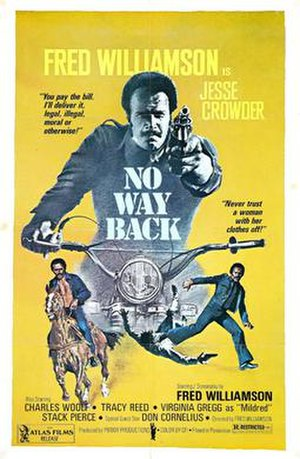No Way Back (1976 film) - Image: No Way Back (1976 film)