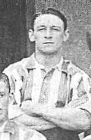 Oakey Field - Field while with Sheffield United in 1901.